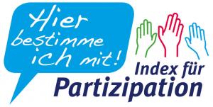 Logo des Projekts Index für Partizipation - Hier bestimme ich mit!